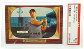 1955 BOWMAN MICKEY MANTLE #202 PSA - EX 5
